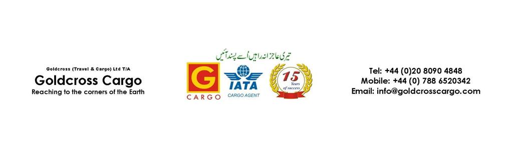 Goldcross Cargo Banner Image